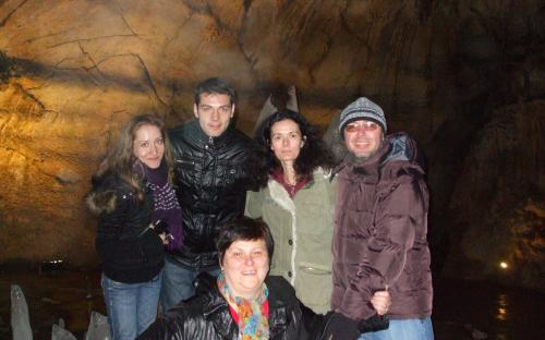 Vratza - Ledenika cave 2012
