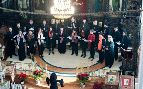 Concert in the church